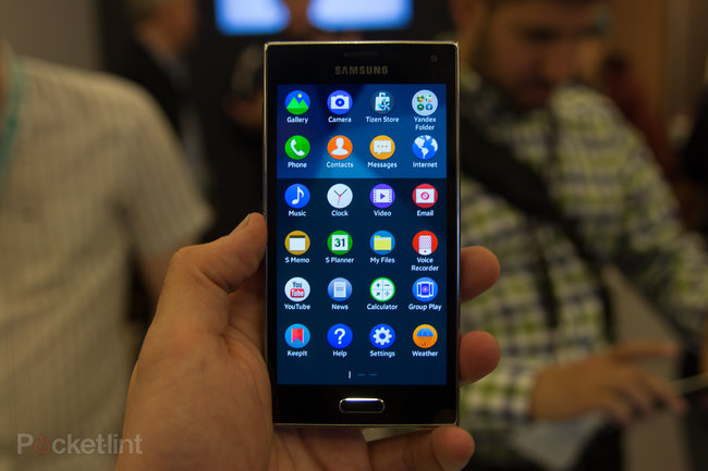 Hands-on: Samsung Z review - photo 2