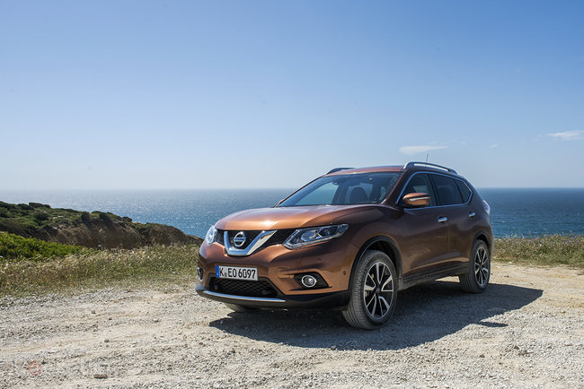 Nissan X-Trail review (2014) - photo 1