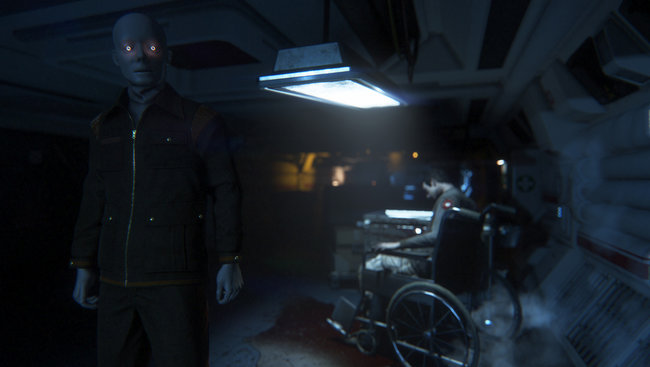 Alien: Isolation preview: One-hour play-through of one scary game - photo 3