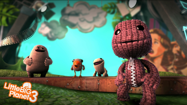 Little Big Planet 3 gameplay preview: PS4 sequel focuses on multiplayer - photo 2