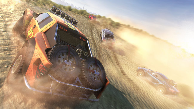 The Crew gameplay preview: Driving game meets massive multiplayer online - photo 3
