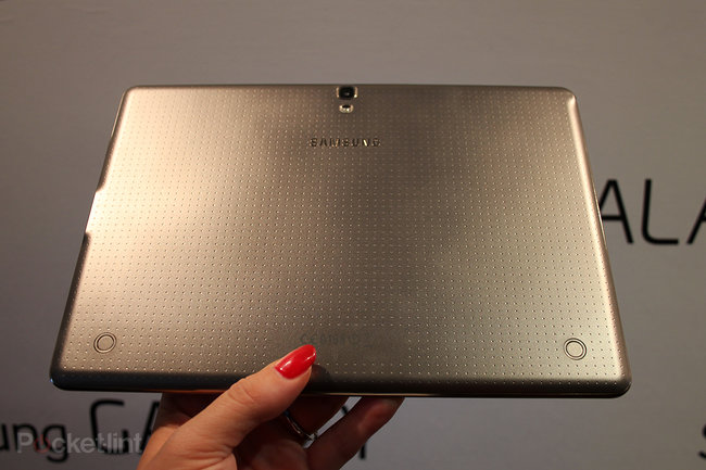 Hands-on: Samsung Galaxy Tab S review - photo 2