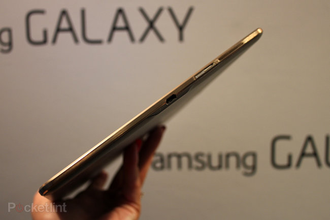 Hands-on: Samsung Galaxy Tab S review - photo 3