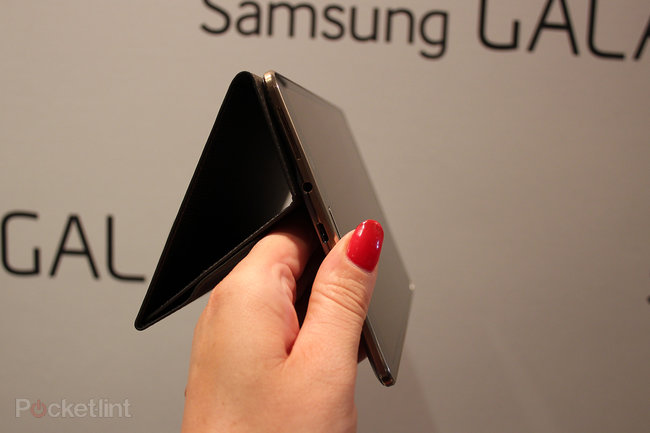 Hands-On: Samsung Galaxy Tab S Book Cover, Simple Cover and Bluetooth keyboard - photo 3