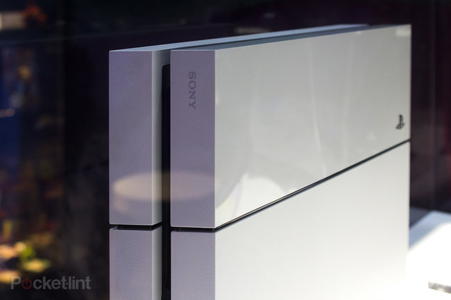 Sony PlayStation 4 Glacier White in pictures - photo 2