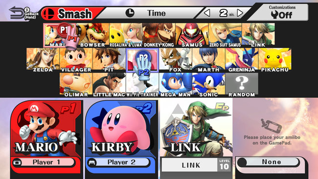Super Smash Bros for Wii U preview: Want to fight as your Mii against Pac-Man? Now you can - photo 3