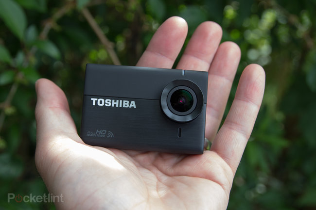 Toshiba Camileo X-Sports action camera review - photo 3