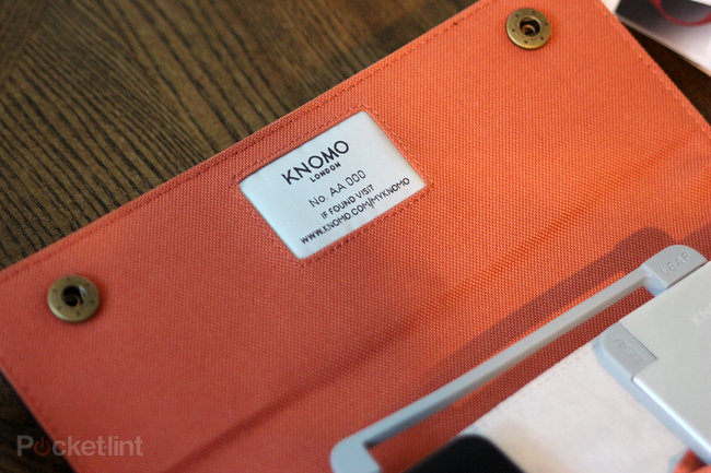 Hands-on: The Knomo Knomad will carry all your gadgets and still look good - photo 3
