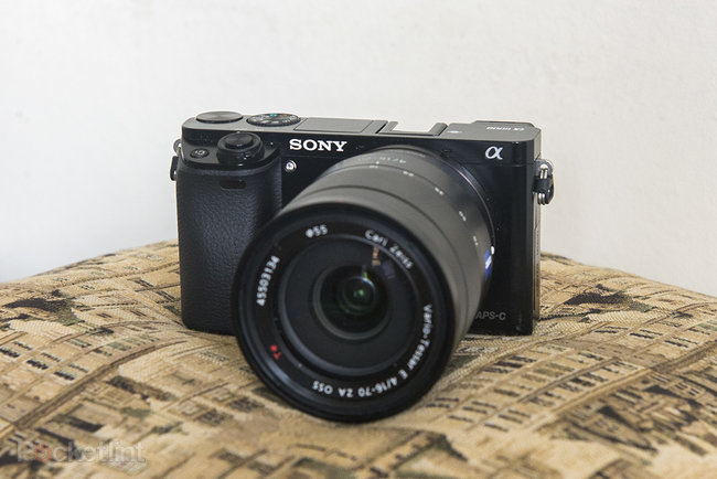 Sony Alpha A6000 review - photo 1