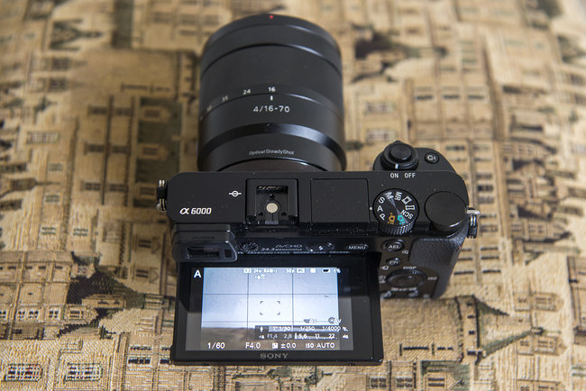 Sony Alpha A6000 review - photo 3