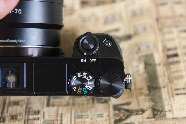 Sony Alpha A6000 review - photo 7