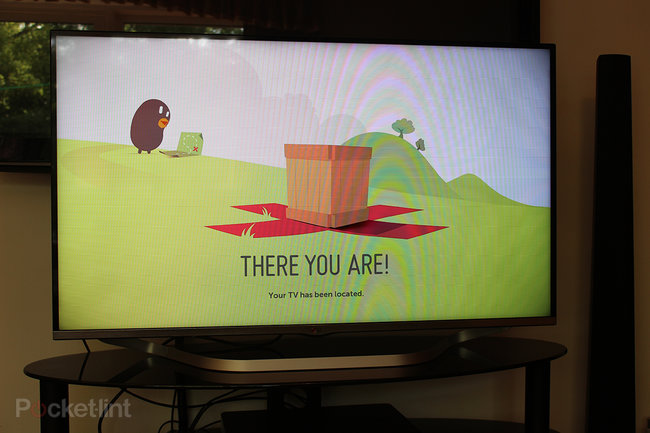 LG LB700V 42-inch Smart TV with webOS review - photo 6