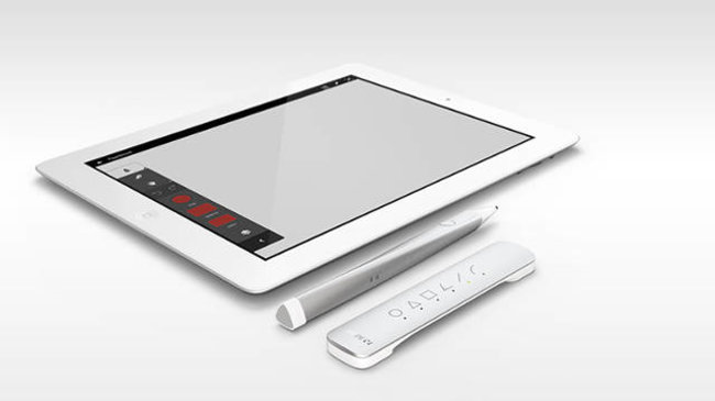 Adobe launches first hardware set: Ink smart pen and Line smart ruler for drawing on iPad - photo 5