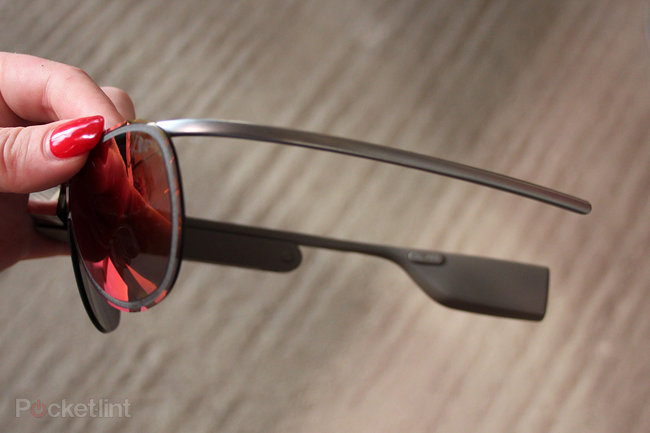 Framing the future: The styles, shapes and colours of Google Glass - photo 45