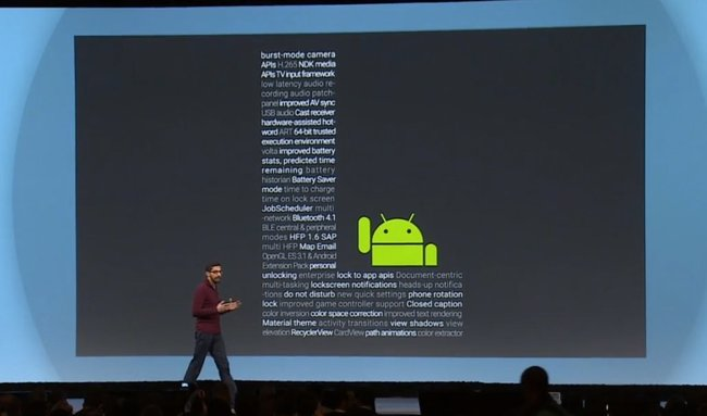 Android L Developer Preview ushers in new Material Design for Android - photo 12