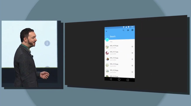 Android L Developer Preview ushers in new Material Design for Android - photo 4
