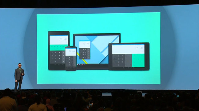 Android L Developer Preview ushers in new Material Design for Android - photo 6