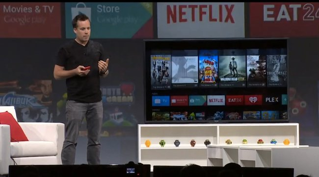 Android TV replaces Google TV, as living room gets more attention - photo 1