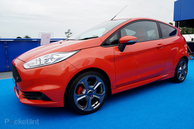 Ford Fiesta ST3 (2014): First drive in peppy new 1.6L turbo - photo 5