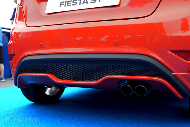 Ford Fiesta ST3 (2014): First drive in peppy new 1.6L turbo - photo 6