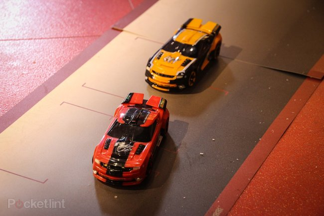 Real FX Racing AI RC cars: Hands-on with the Kickstarter project everyone's talking about - photo 2