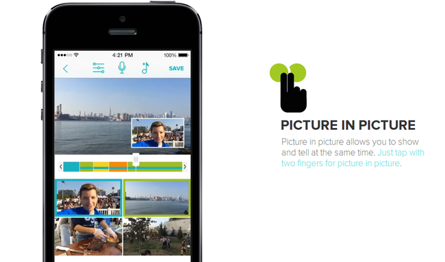 Fly app lets you shoot and edit video on the fly, with up to four cameras at once - photo 3