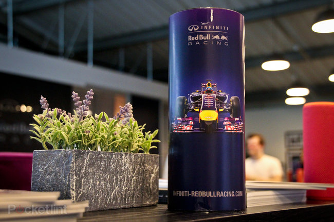UE Boom Red Bull Racing edition hands-on: The best Bluetooth speaker you'll never own - photo 11