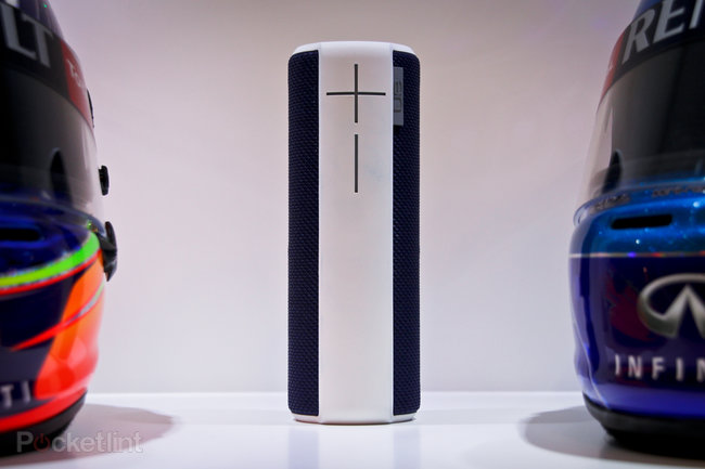 UE Boom Red Bull Racing edition hands-on: The best Bluetooth speaker you'll never own - photo 3
