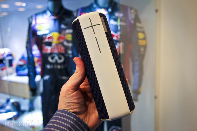 UE Boom Red Bull Racing edition hands-on: The best Bluetooth speaker you'll never own - photo 5