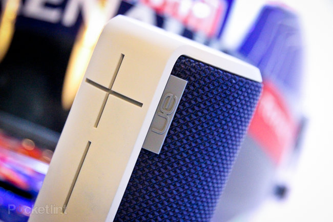 UE Boom Red Bull Racing edition hands-on: The best Bluetooth speaker you'll never own - photo 9