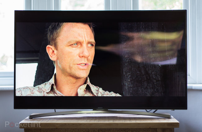 Samsung UE48H8000 curved TV review - photo 2