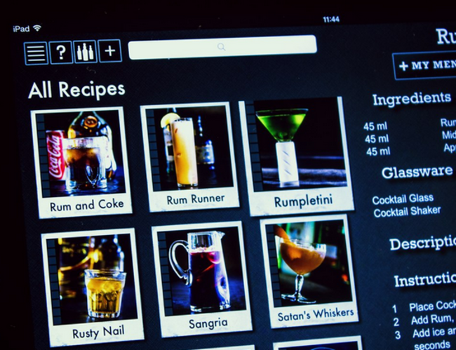 Use your phone to make the perfect cocktail every time, app and scales combined - photo 2