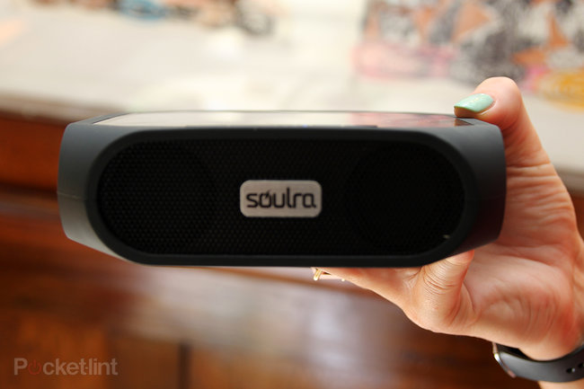 Hands-on with the self-charging Soulra Rugged Rukus Bluetooth speaker - photo 4
