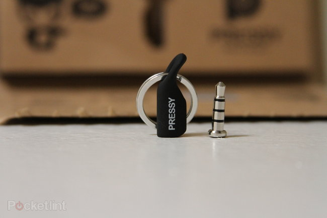 Hands-on: Pressy, the almighty physical Android button review - photo 1