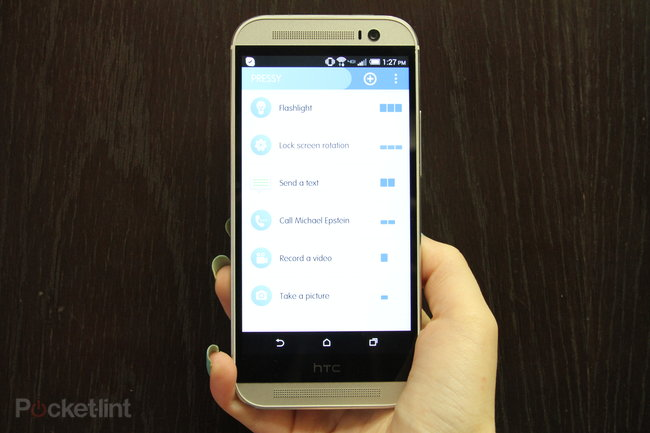Hands-on: Pressy, the almighty physical Android button review - photo 12