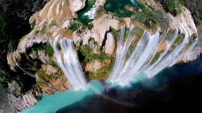 These amazing aerial views from drone photo contest won National Geographic prizes - photo 4