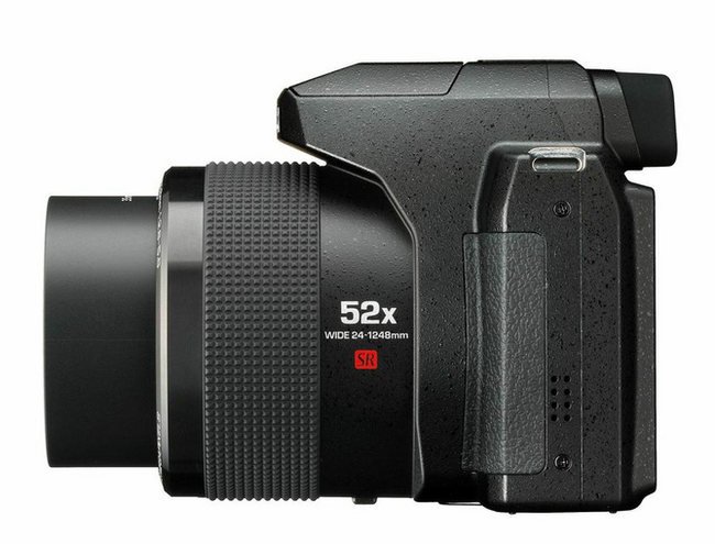 Pentax XG-1 compact camera unveiled, packs in 52x optical zoom - photo 2