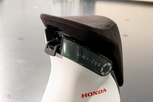Taking Honda's Uni-cub for a ride: Is it more than just a bar stool with wheels? - photo 3