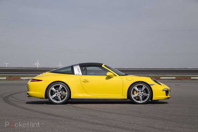 Porsche 911 Targa 4 review: A modernised blast from the past - photo 11