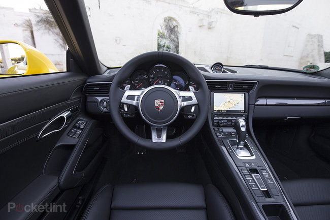 Porsche 911 Targa 4 review: A modernised blast from the past - photo 14
