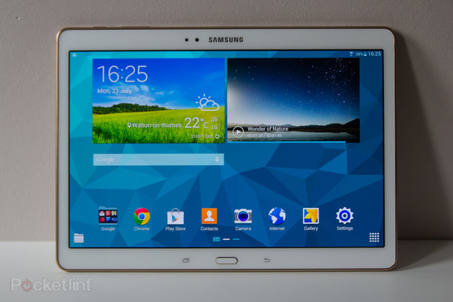 Samsung Galaxy Tab S 10.5 review - photo 4