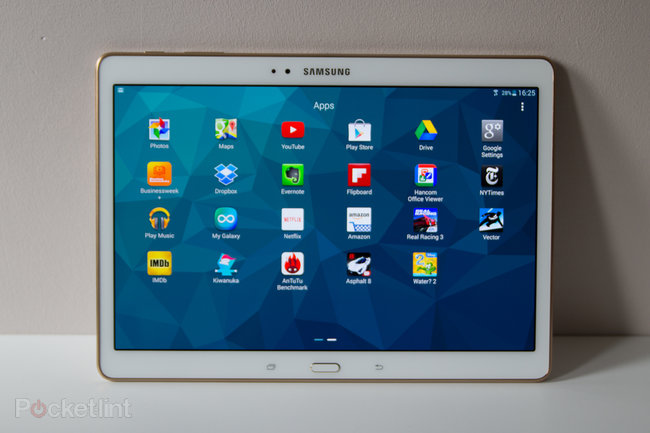 Samsung Galaxy Tab S 10.5 review - photo 5