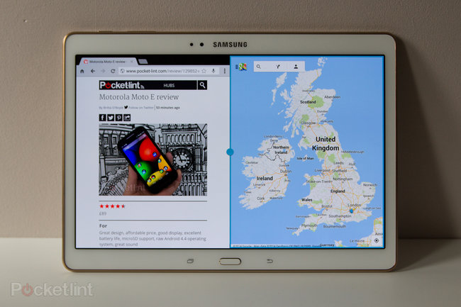 Samsung Galaxy Tab S 10.5 review - photo 6