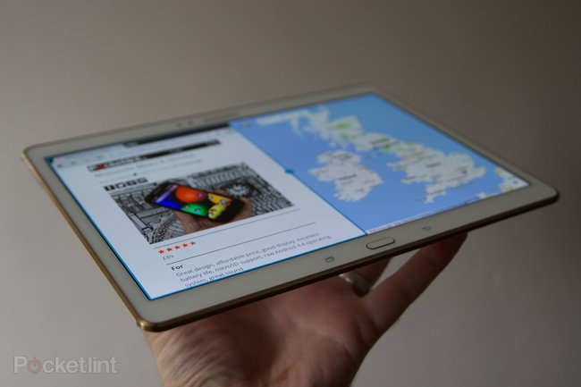 Samsung Galaxy Tab S 10.5 review - photo 7