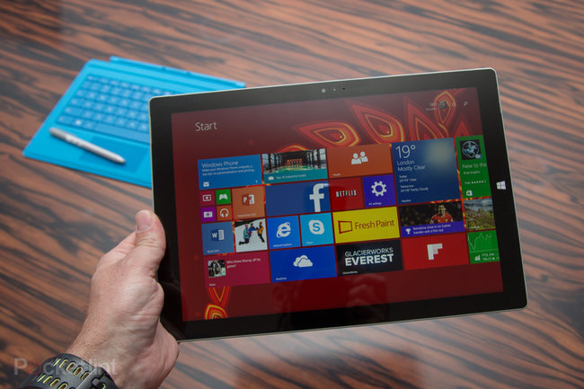 Surface Pro 3: Play time with Microsoft's laptop killer - photo 1