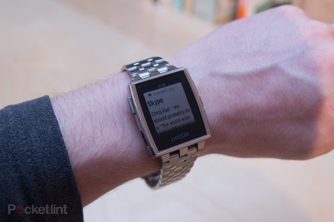 Pebble Steel review - photo 19