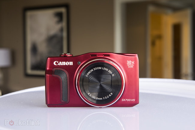 Canon PowerShot SX700 HS review - photo 2
