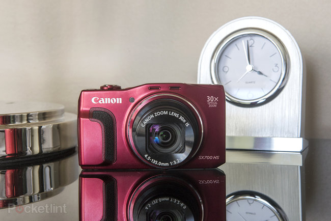 Canon PowerShot SX700 HS review - photo 1