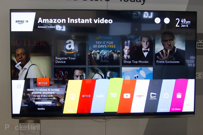 Hands-on: LG WebOS TV review - photo 2