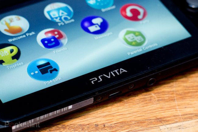 Sony PS Vita Slim review - photo 3